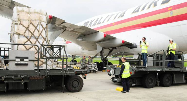 Air Logistics in a time of CoronaVirus: a Pilot's Perspective